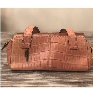 Fossil Genuine Leather Purse Shoulder Bag